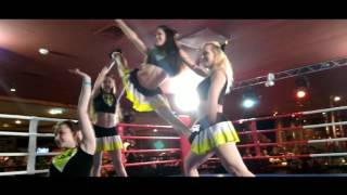 RAID CHEERLEADING | Спортивный черлидинг | Нижний Новгород| Бои белых воротничков