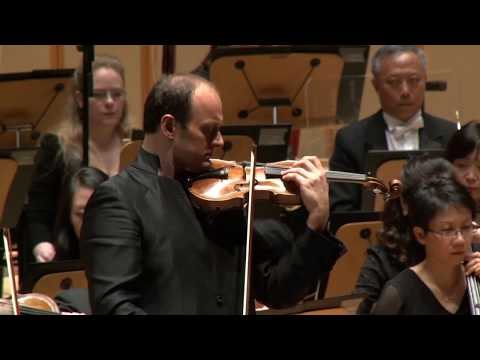 Shostakovich Violin Concerto no. 1 - Yuzefovich | Graf | Singapore Symphony Orchestra