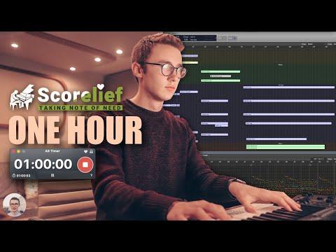 Scoring A Film In One Hour | #SCORERELIEF2021