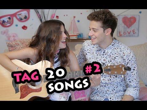 #RUGGELARIA - TAG 20 SONGS #2