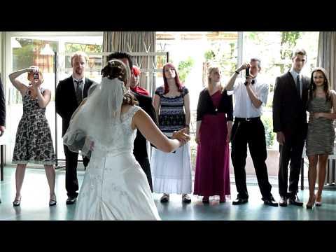 Hochzeit Eröffnungstanz Wiener Walzer Franzi und Dawid John Denver - Annies Song