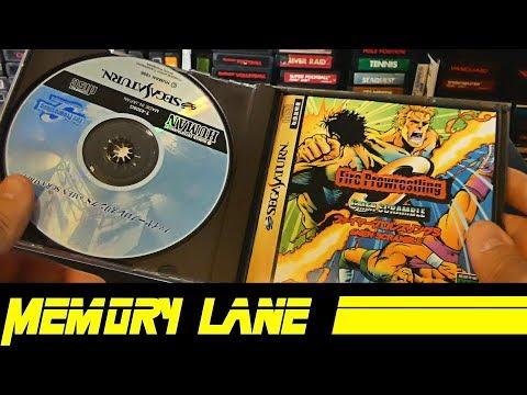 Fire Pro Wrestling S For Sega Saturn (Memory Lane)