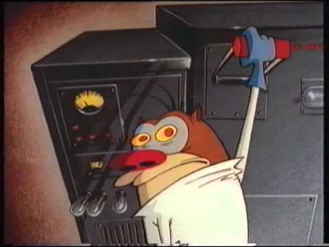 Nickelodeon UK - Nicktoons TV on digital, cable & satellite 1997 VHS UK Advert