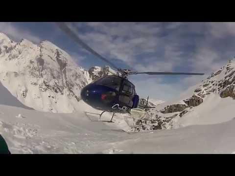 Powder Mountain Heli Skiing