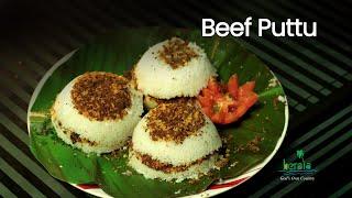 Beef Puttu