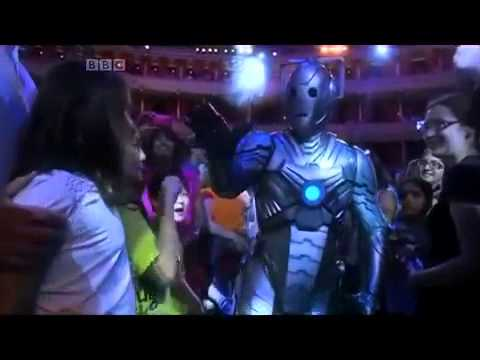 Cyber Shard-Doctor Who Proms 2013
