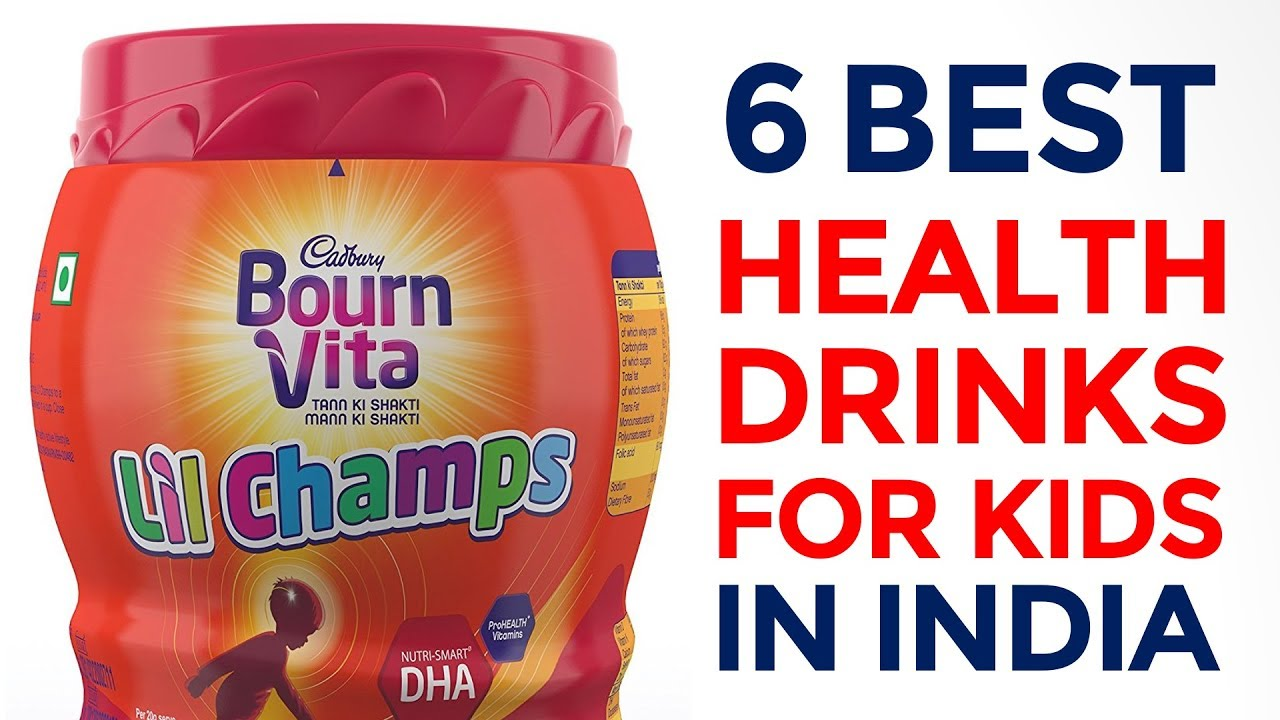6 Best Health Drinks For Kids In India With Price Essential Health Drinks For 2 To 6 Years 2017 Youtube