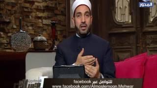 بالفيديو.. عبد الجليل:«لو ضرب الزوج زوجته وترك أثرًا فلها أن تقتص منه»
