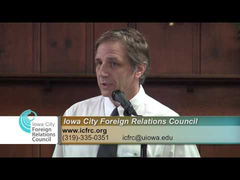 Iowa City Foreign Relations Council Presents: Seven Myths About Immigration