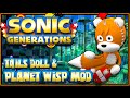 Sonic Generations PC    1440p  Tails Doll   Planet Wisp All in One Mod