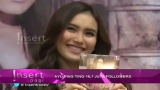 KEREN!! Ayu Ting Ting ARTIS Indonesia Yang Paling Punya Banyak FANS ~ Gosip Terbaru 16 November 2016