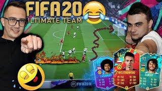 Bieg 60 km/h  FIFA 20 Ultimate Team [OPENING] ☆ Tryb Fortuna [Pack & Play] Co Tu Się Działo