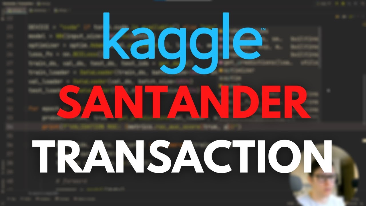 How to Solve Santander Kaggle Transaction Competition [Top 1% Solution No Ensemble]