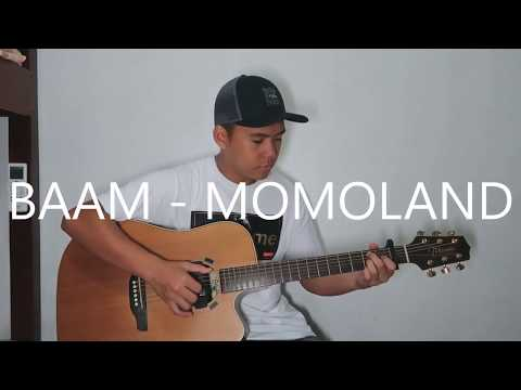 (FREE TABS)MOMOLAND(모모랜드) _ BAAM | Fingerstyle Guitar Cover