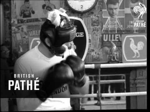 Henry Cooper In Training (1966)