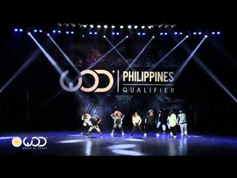 Philippine Allstars | World of Dance Philippines Qualifier 2015 | #WODPH2015