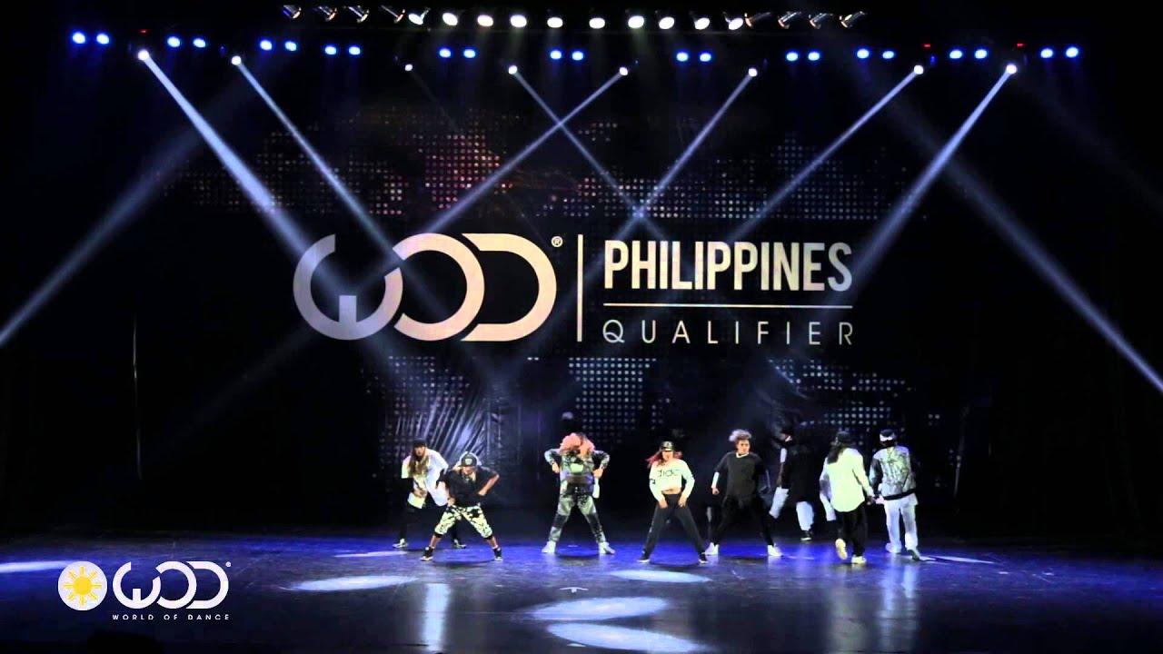 World of dance logo