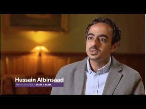 Hussain Albinsaad/MBA/Saudi Arabia