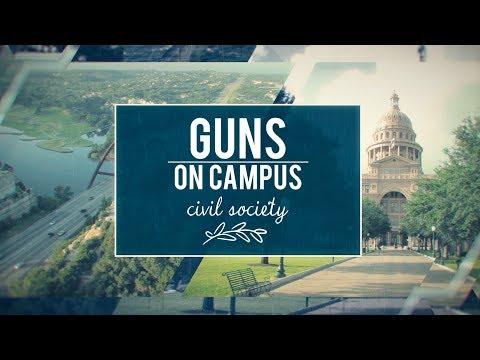 Civil Society - Guns on Campus