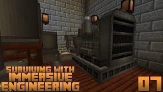 Surviving With Immersive Engineering 1.12 :: E07 - Diesel Generator