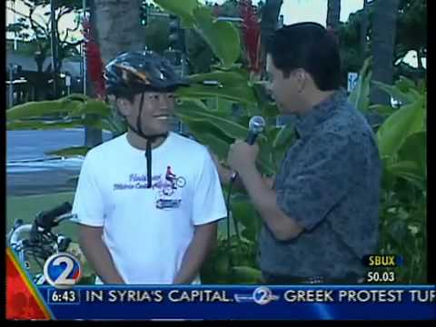 Sunday's Honolulu Century Ride open to all ages
