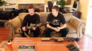 Legion 13 Airsoft - Sam and Ian Gun Review