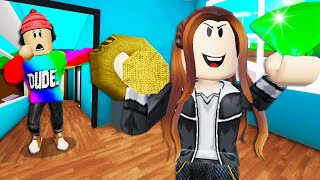 His Sister Became A Criminal! A Roblox Movie (Brookhaven RP)