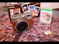 Fujifilm Instax Mini 90 Neo Classic Unboxing and Demo