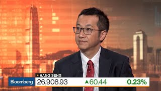 Chinese Equities Have Some Upside Risk, Says Ample Capital's Wong
