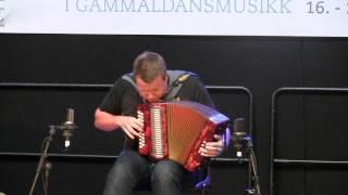 Hans Andreas Solbakken. Landsfestivalen Steinkjer 2014