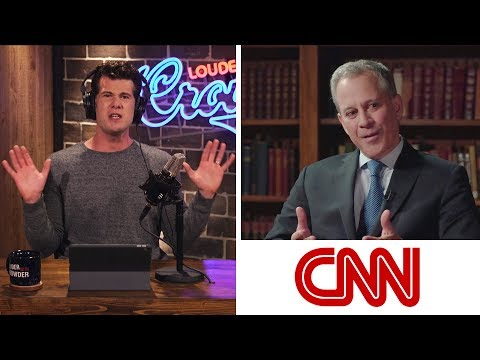 THE ERIC SCHNEIDERMAN COVER-UP! What CNN Never Told You… | Louder With Crowder
