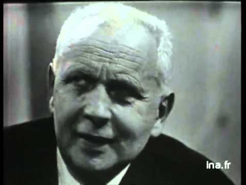 [UEC-Lille] - Interview Louis Aragon, 17 déc. 1958