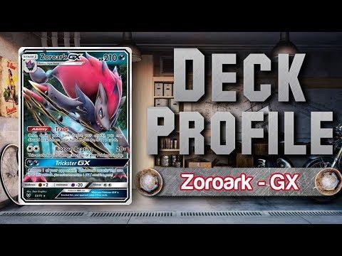Zoroark GX / Lycanroc GX - Expanded Pokemon TCG Deck Profile