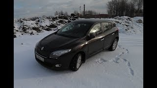 gLINJ Renault Megane 3 ощущения после Hyundai Solaris