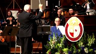 """Fanfare for Number Eleven"" Performance at the University of Redlands"