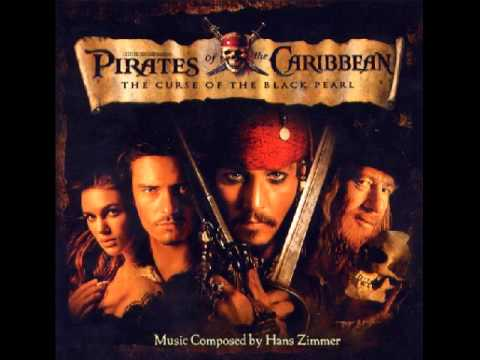 Pirates Of The Caribbean (Complete Score) - Ship To Ship Battle