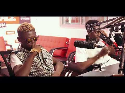 Mc One à TRACE FM Côte d'ivoire pour l'emission