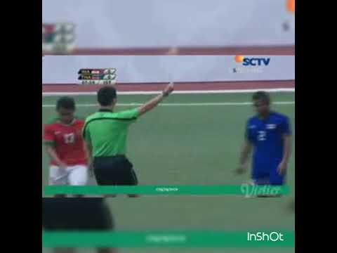 Skill Hihglights indonesia Vs Thailand 1-1 Sea Games Kuala lumpur