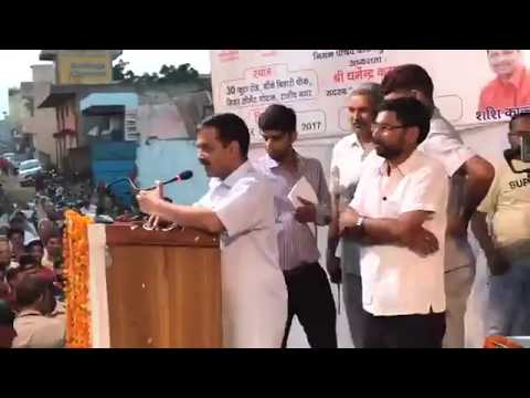 CM Delhi Arvind Kejriwal inaugrates development work in unauthorised colonies of Bawana.