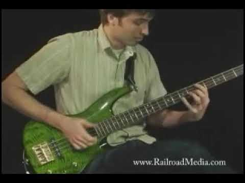 Railroad Media: Bass Hand Technique - DVD Trailer