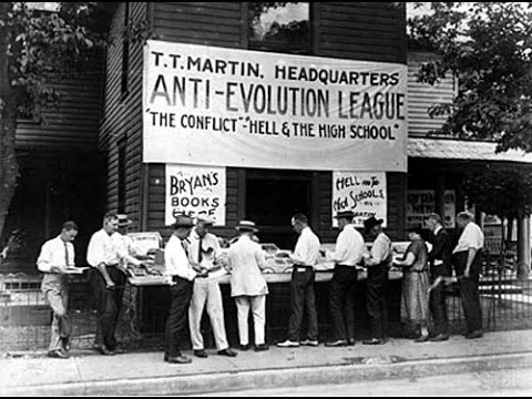 The Scopes Trial and America's Continuing Debate Over Science and Religion (1999)