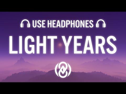 Arcando - Light Years Feat Neverwaves 8D Audio