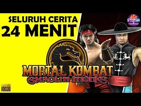 Seluruh Alur Cerita Mortal Kombat Shaolin Monks Hanya 24 MENIT - Mortal Kombat Series