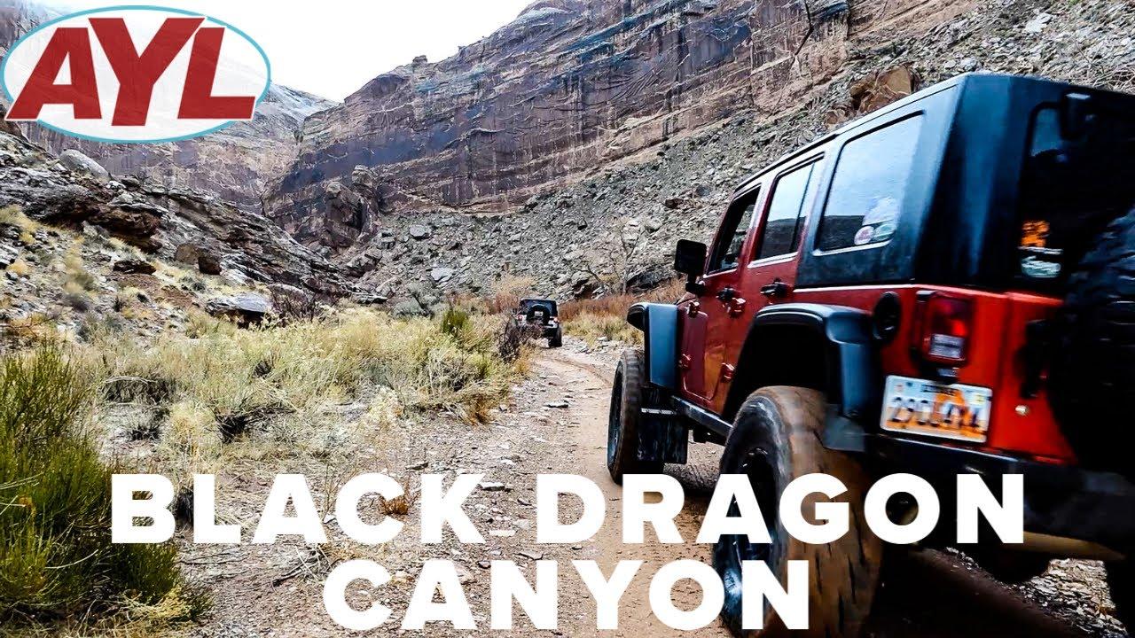 Black Dragon Trail Jeep Adventure