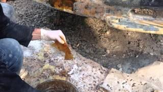 Опыт работы со стекло тканью(, 2015-07-19T22:33:38.000Z)