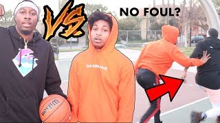 THE REAL 1V1 VS DDG ( THE RIVALRY IS REAL) SKUNK? | TyTheGuy
