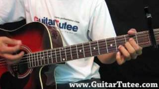 Chris Daughtry - No Surprise, by www.GuitarTutee.com