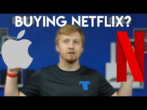 Should Apple Buy Netflix?