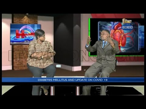 HEALTHY LIVING: DIABETES MELLITUS AND UPDATE ON COVID-19