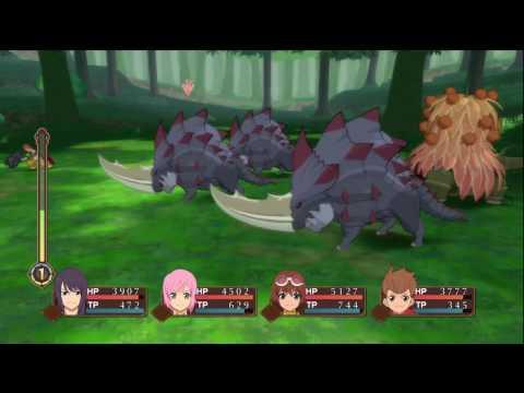 Tales of Vesperia Gameplay (HD PVR - Xbox360 @ 720p)